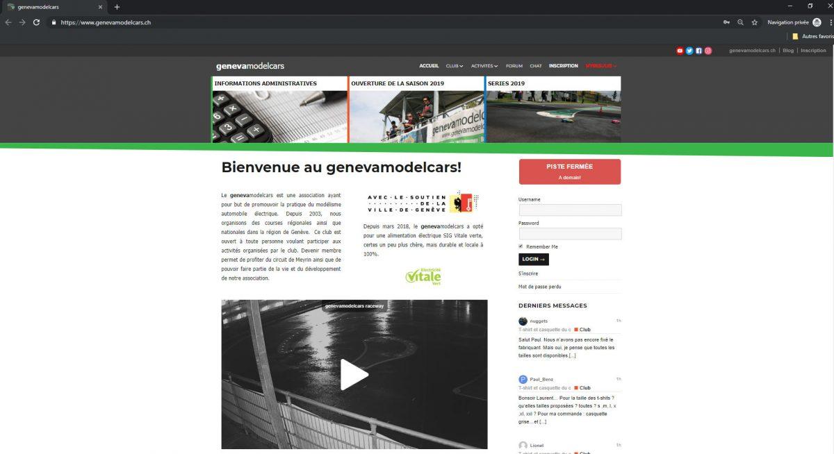 Notre site internet fait peau neuve!